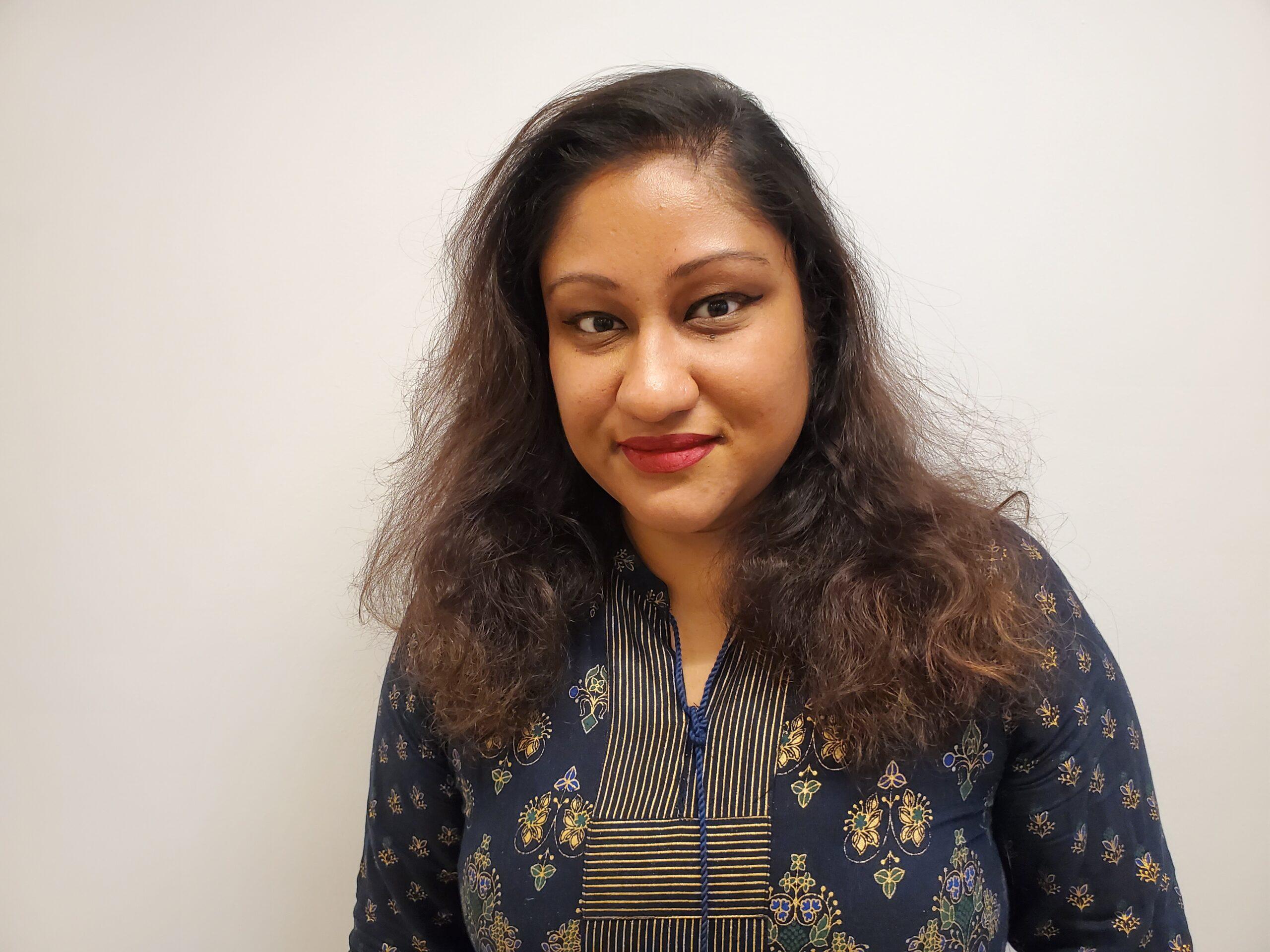Farah Mehreen Ahmad